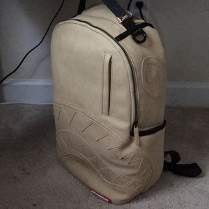 Limited edition timber sprayground backpack